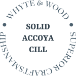 Solid Accoya Cill